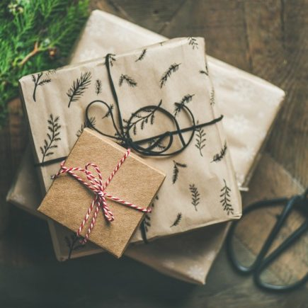 warum gebrauchte Geschenke schenken