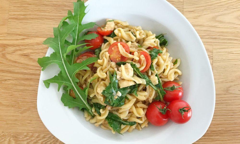 Nudelsalat italienisch Rezept
