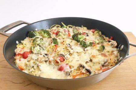 glutenfreie Spaghetti Ofen Rezept