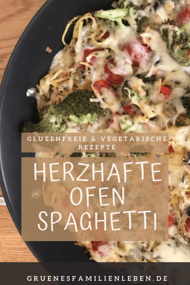 glutenfreie Spaghetti Rezept