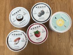 Nomoo Eissorten