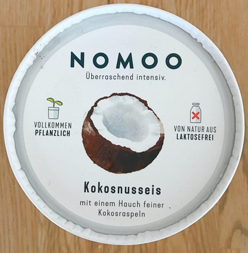 nomoo kokosnuss eis vegan