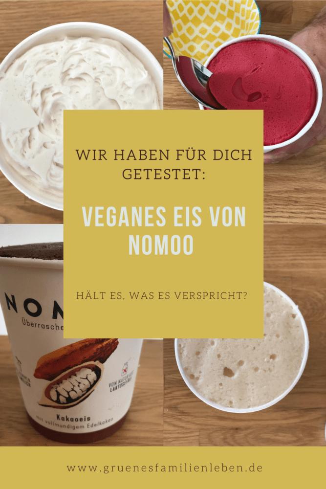 Nomoo veganes Eis