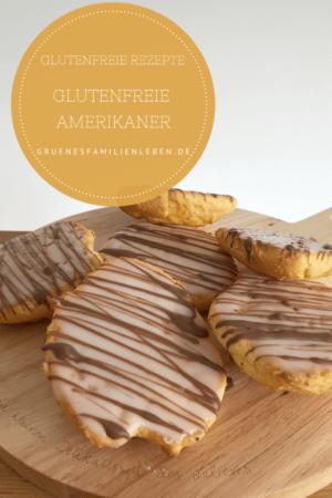 glutenfreie Amerikaner Rezept